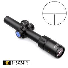 <b>Discovery</b> HD 1 6X24 IR Long Eye Relief Hunting <b>Riflescope</b> ...