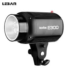 <b>Godox E300</b> PRO Photography Studio Strobe Photo Flash Light ...