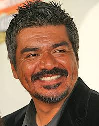 "George Lopez, the first Latino to lead a television series successfully, isn't laughing. ""TV just became really, really white again,"" he said. - georgelopeztp"