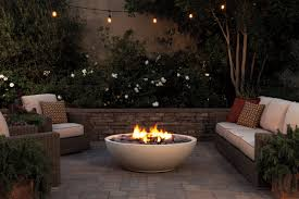 patio fire bowl