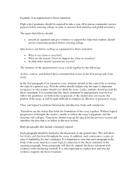 essay personal essay thesis statement example of a good thesis essay thesis statements examples for argumentative essays personal essay thesis statement