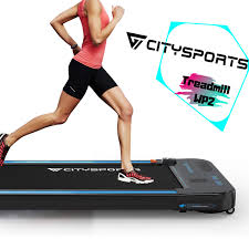 <b>CITYSPORTS Treadmill</b> 440W Motor, Electric Walking Machine ...
