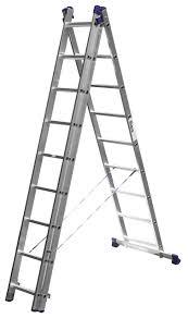 <b>Лестница СИБИН</b> универсальная, <b>трехсекционная</b> со ...