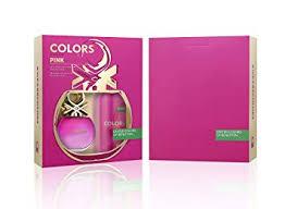 Buy United <b>Colors</b> Of <b>Benetton Colors De Benetton Pink</b> Eau <b>De</b> ...