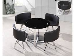 4 set dining table luxury space saving dining table sets on interior designing home