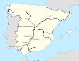 Ferrovia ad alta velocità Madrid-Siviglia
