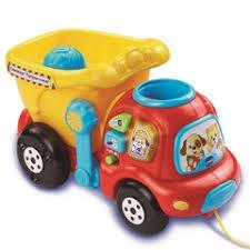 """<b>VTECH</b>, <b>Самосвал</b> """"Погрузи и вези"""", интерактивная <b>игрушка</b> (80 ..."""