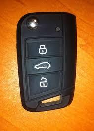 Cиликоновый <b>чехол для ключа</b> Skoda Octavia A7 — Skoda Octavia ...