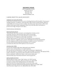 Resume Leasing Consultant | Example Good Resume Template