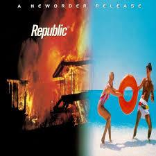 <b>New Order</b> - <b>Republic</b> (1993). Cover art by Peter Saville | Rock ...