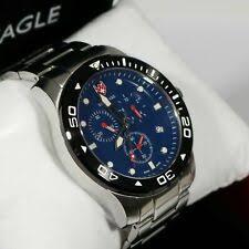 Наручные <b>часы Swiss Eagle</b> — купить c доставкой на eBay США
