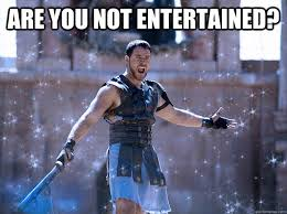 Chilly Gladiator memes | quickmeme via Relatably.com