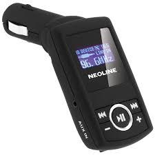 Купить Автомобильный <b>FM</b>-модулятор <b>Neoline Splash FM</b> в ...