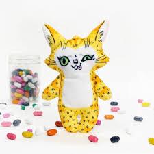 Toys & Games <b>Cats</b> Its Christmas <b>Cat</b> Free Shipping USA Soft Minky ...