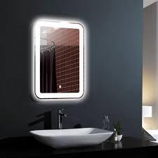 Купить Mirsant Vigo <b>зеркало</b> Anti Steam с Led подсветкой 60х80 ...