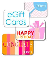 Dillard's Gift Cards & E-Gift Cards   Dillard's