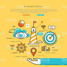 company vision statement stock vector art istock company vision statement royalty stock vector art