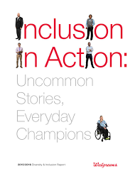 walgreens 2015 2016 diversity inclusion report by walgreens walgreens 2015 2016 diversity inclusion report by walgreens diversity inclusion communications issuu