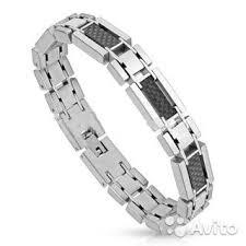 <b>Мужской браслет</b> из Хирургической стали <b>Spikes</b> купить в Санкт ...