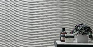 <b>3D</b> Wall - Three-dimensional Ceramic Wall Tiles - <b>Atlas Concorde</b>