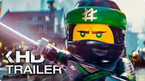 THE LEGO NINJAGO MOVIE Trailer German Deutsch (2017 ...