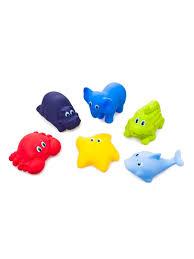 Набор <b>игрушек для ванной</b> Веселое купание <b>Fancy</b> Baby ...