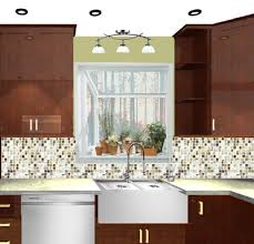kitchen lighting ideas over sink my photoshop skills are starting to fail me i don above sink lighting