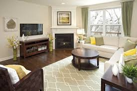 living room layout fireplace home decor