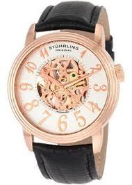 Stuhrling Original <b>Часы</b> Stuhrling Original 107A.3345K34 ...