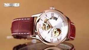 <b>skmei</b> 9223 <b>men's</b> watches <b>automatic mechanical</b> luxury brand ...
