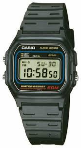 Купить Наручные <b>часы CASIO W</b>-<b>59</b>-<b>1</b> в интернет-магазине на ...