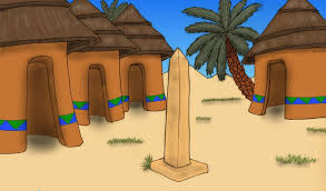 Image result for Egyptian village ancient