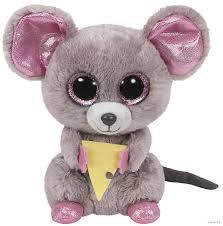 """<b>Мягкая игрушка</b> """"Мышонок Squeaker"""" (15 см) : купить в интернет ..."""