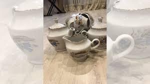 <b>Сервиз чайный на 6</b> персон. Рижский фз. Раритет купить в ...