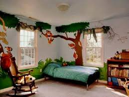Wall  Mural Painting Ideas Amazing Kids Room Mural Perfect - Bedroom wall murals ideas