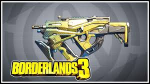 Handsome Jackhammer Borderlands 3 Legendary Showcase ...