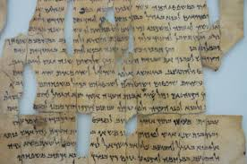 Image result for ancient scrolls