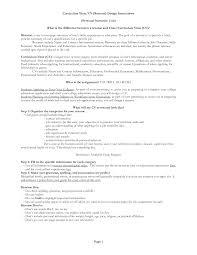 narrative resume samples resume format  narrative
