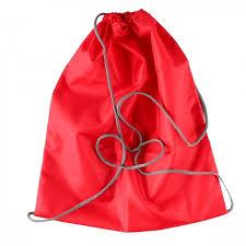 <b>Мешок для обуви</b> 1 отделение 33*40 <b>Пчелка</b> СДС-2 красный
