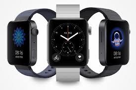 Mi Band не нужен. Вышли <b>умные часы Xiaomi Mi</b> Watch за 12 ...