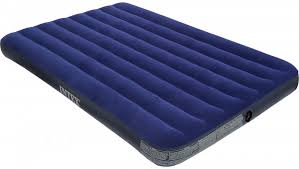 <b>Матрас надувной Intex</b> Classic Downy Bed Full Синий цвет ...