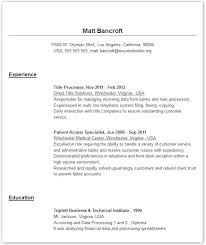 electronic resume format  tomorrowworld coresume example  resume formats pdf electronic resume file conversion html pdf ascii st resume examples created with our   electronic resume