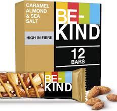 <b>Батончик Be-Kind Миндальный</b>, с медом, морской солью и вкусом ...