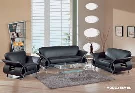 black furniture in living room with wall alcoves black modern living room furniture