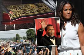 Muhammad Ali Funeral: See His Coffin & The Family's Sorrow ...