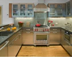 kitchen backsplash stainless steel tiles: a contemporary kitchen backsplash can easily get into your kitchen with tile brushed metal finish these tiles offer a unique and harmonious environment