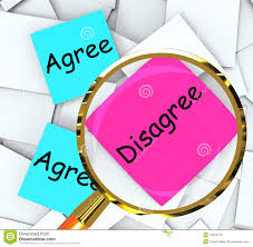 Image result for pictures of disagreement