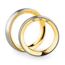 <b>Комбинированные обручальные кольца</b> из золота различных ...