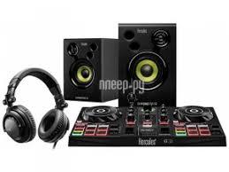 Купить Hercules DJ Learning Kit 4780900 по низкой цене в Москве ...