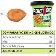 Resultado de imagem para power one pasta de amendoim
